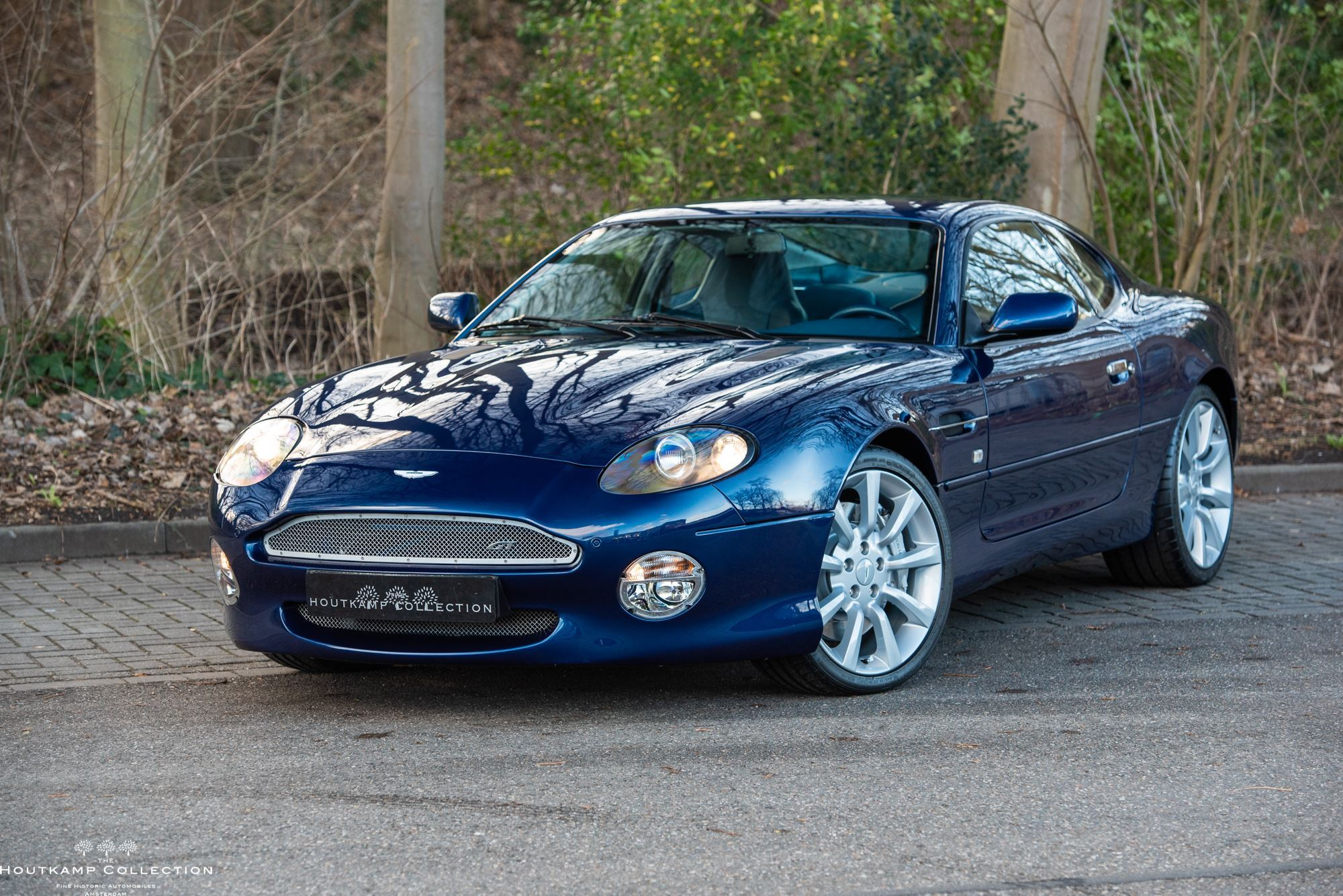 aston martin db7 gt the houtkamp collection
