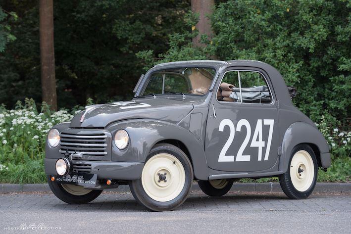 Fiat Garage Purmerend : Fiat c topolino veteran car mille miglia and the