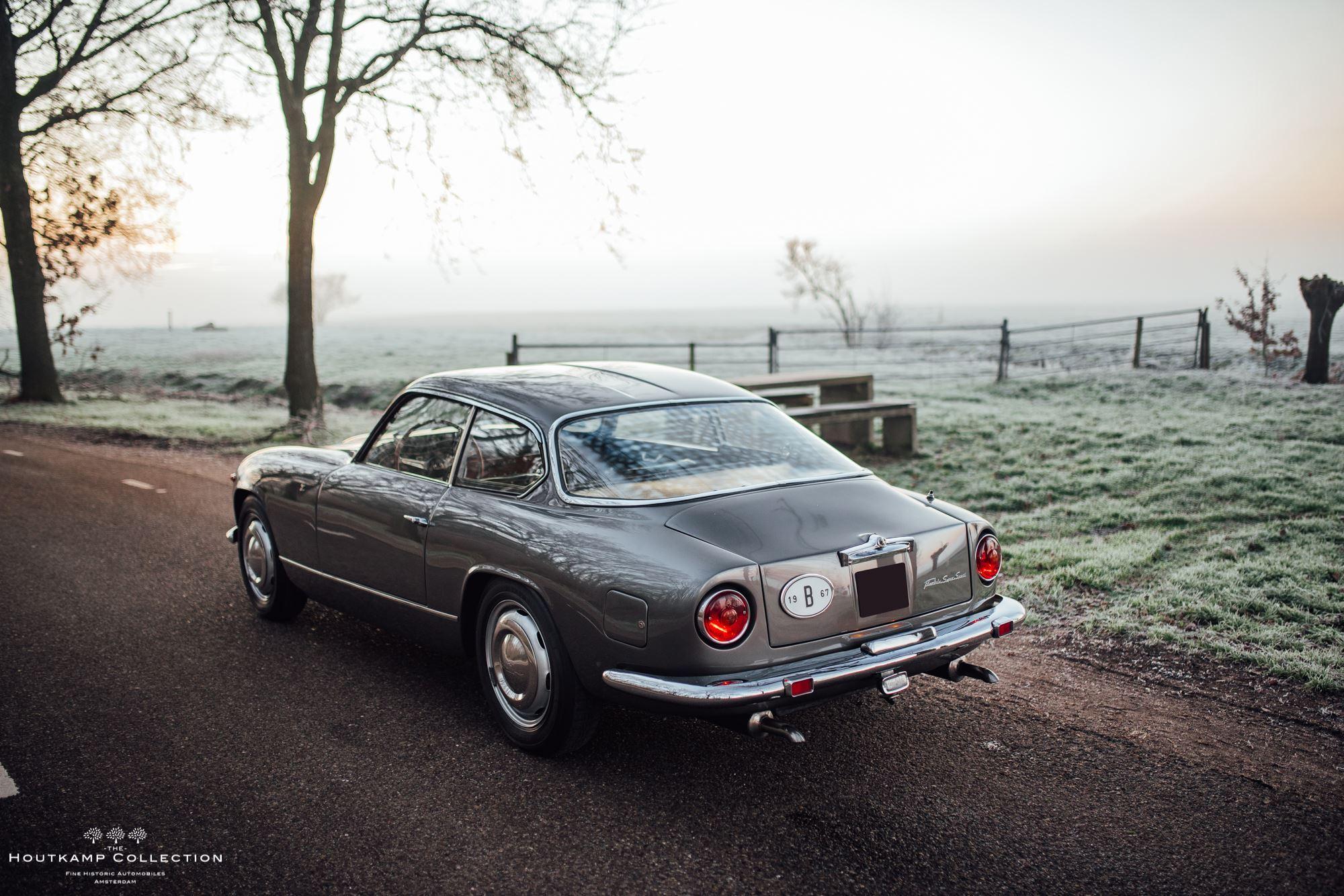 Lancia Flaminia Super Sport Zagato The Houtkamp Collection